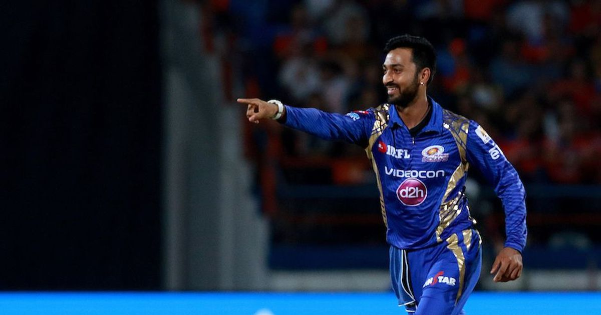 Krunal Pandya and Deepak Chahar called up as replacements for India's T20I series against England