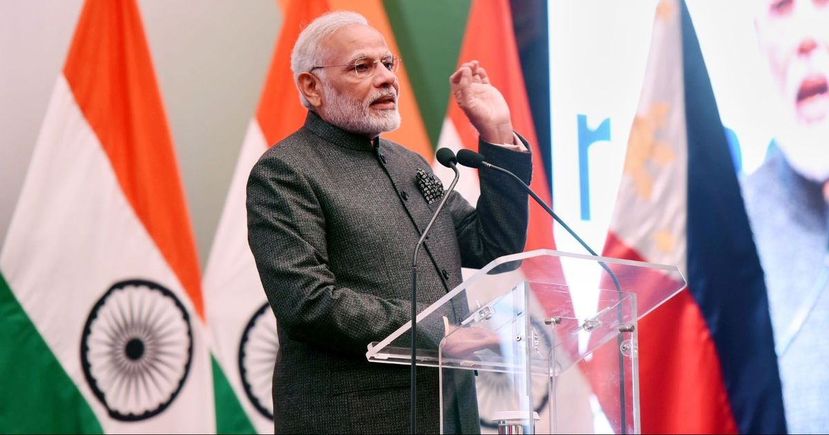 'Milk and Mercedes can't have same tax': Narendra Modi rules out single rate under GST in interview