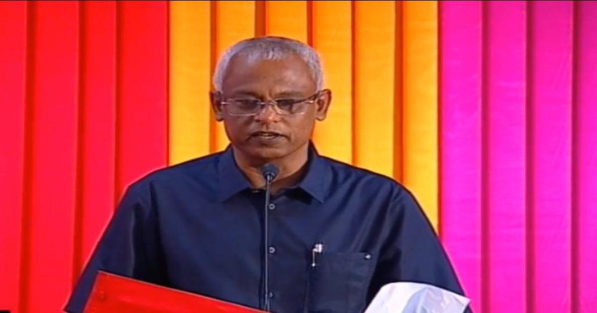 Maldives: United opposition fields veteran lawmaker against President Abdulla Yameen
