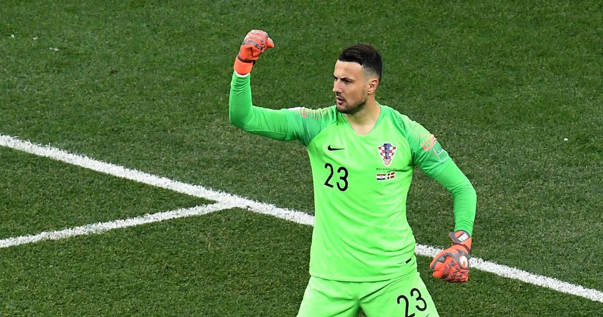 'Subasic saved us!': Croatia hail goalkeeper after World Cup heroics