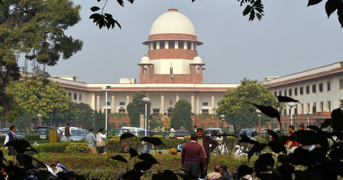 Supreme Court issues notice to Uttar Pradesh government over alleged fake encounters