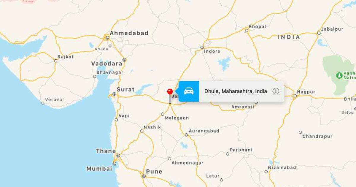 Maharashtra Police detain 23 in connection with lynching of five people in Dhule district