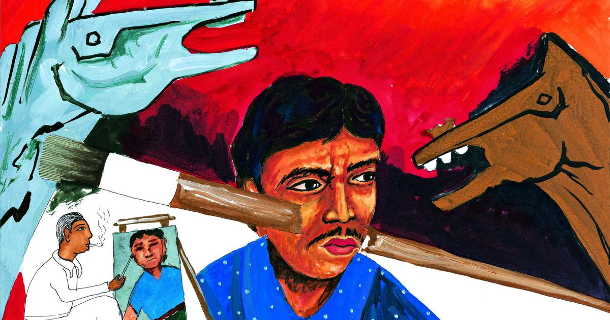 Gond art legend Jangarh Singh Shyam killed himself in Japan on this day, July 3, 2001. Why?