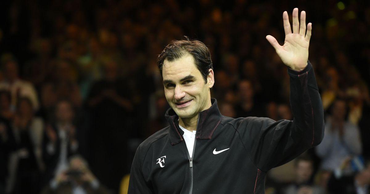 'Hope Nike can be nice and helpful': Roger Federer hopes to get 'RF' logo back soon