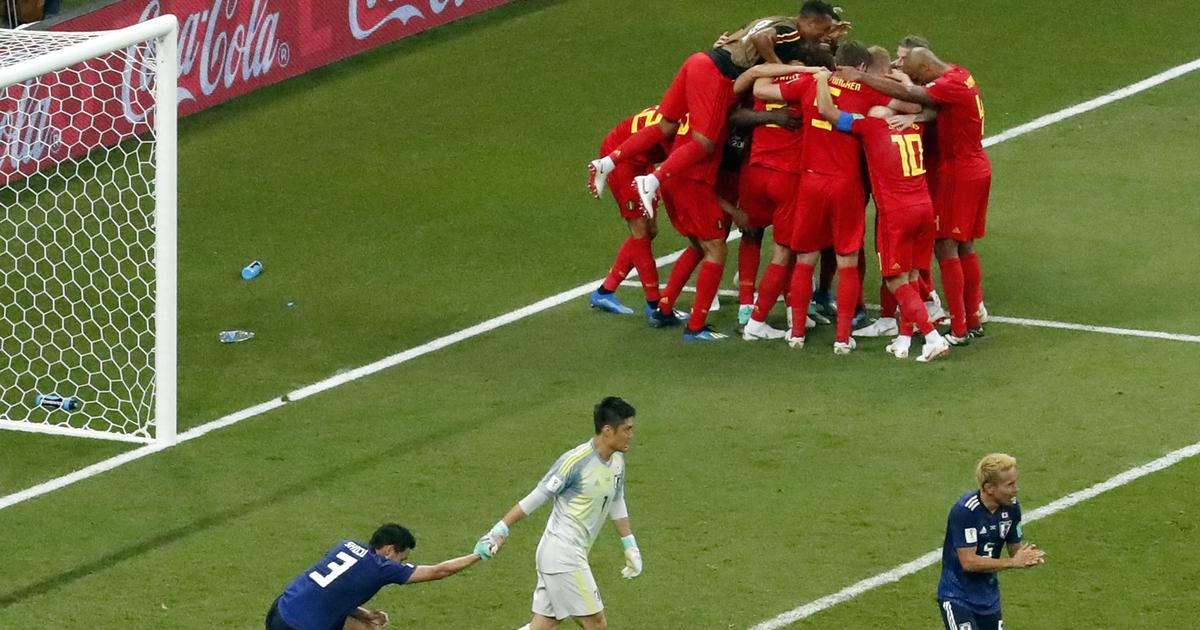 Fifa World Cup: Belgium live to tell the tale after Japan almost pull off the Miracle of Rostov