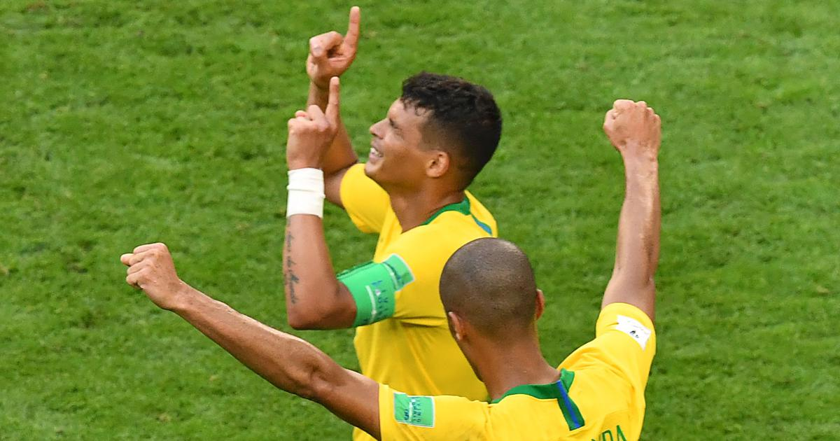 If we look past Neymar's genius and antics, the strength of Brazil's defence shines through