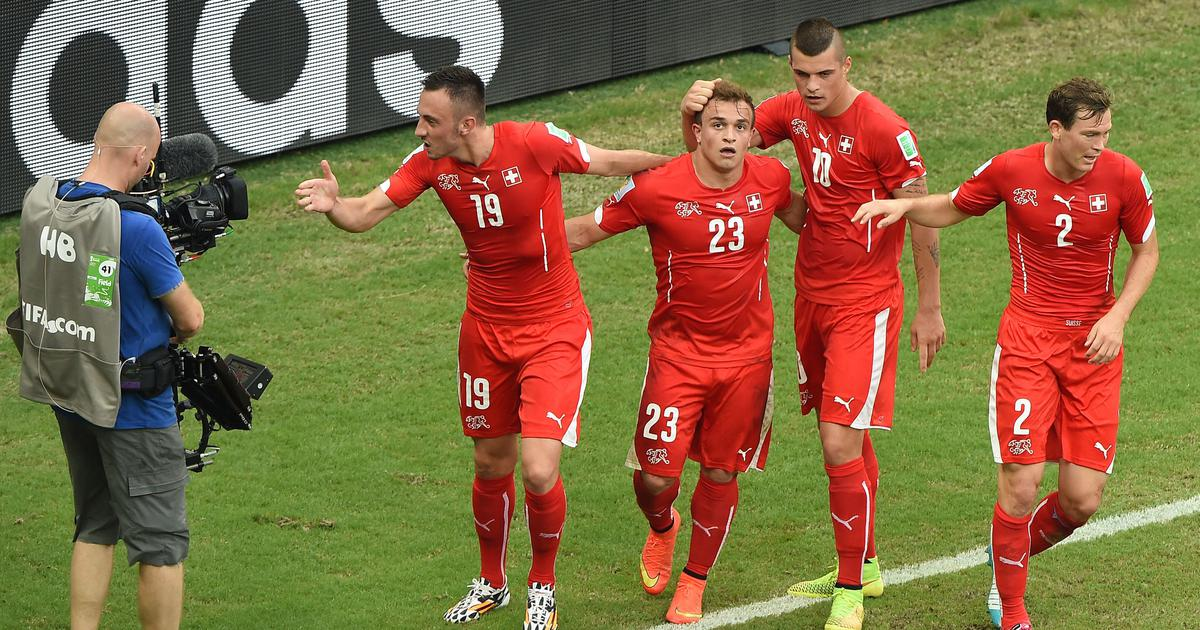 Preview: All eyes on Shaqiri as Switzerland face Sweden with quarter-final berth at stake