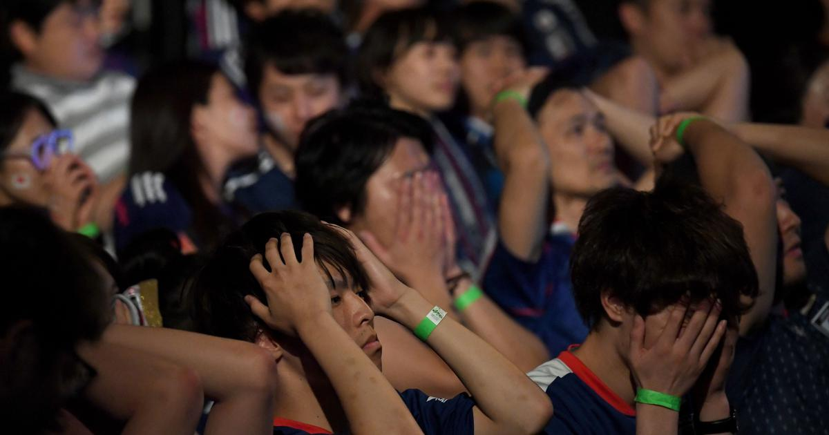 'Japan nearly slayed the giant': Frustration, disbelief in Tokyo as Belgium dash World Cup dream