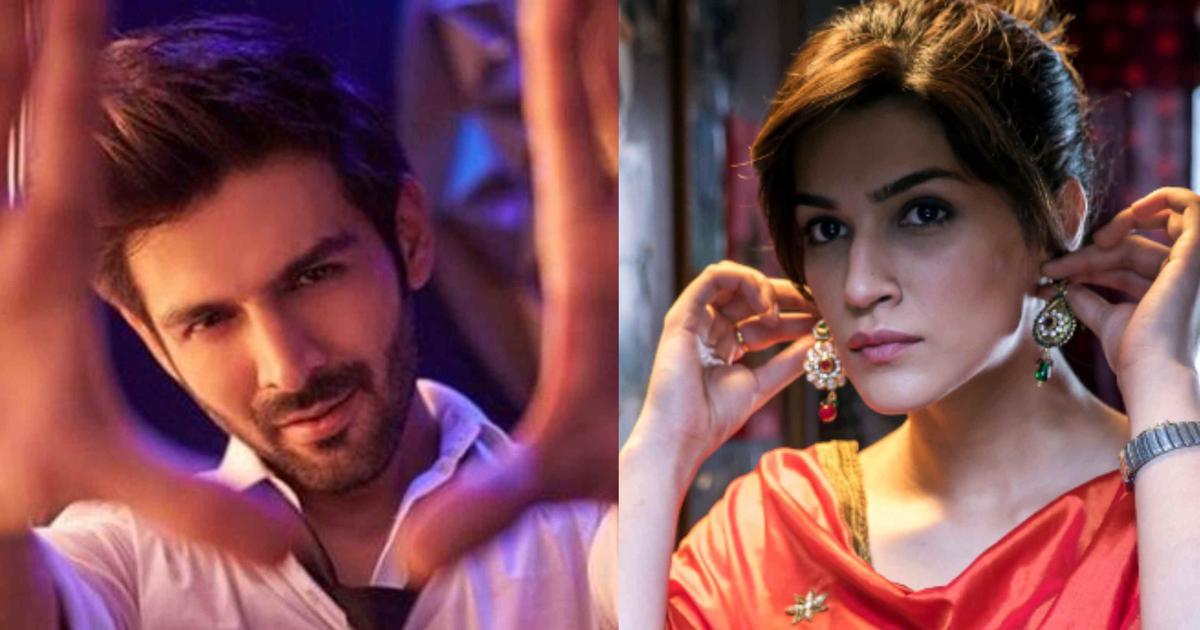 Kartik Aaryan and Kriti Sanon to star in romantic comedy 'Luka Chuppi'