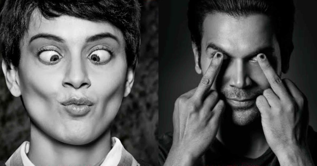 Kangana Ranaut and Rajkummar Rao-starrer 'Mental Hai Kya' books February release date