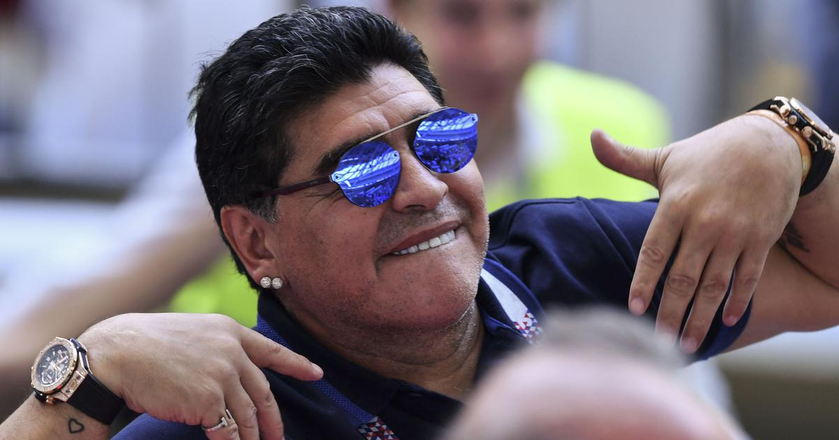Fifa World Cup: After Argentina exit, Diego Maradona willing to 'work for free' as head coach