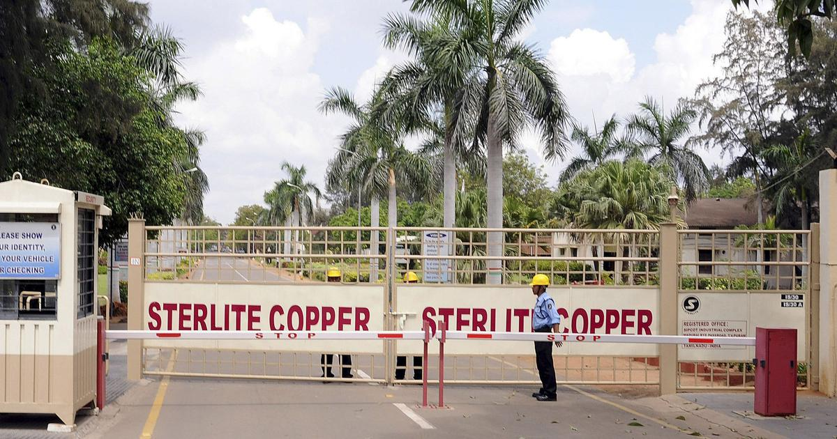 Vedanta moves green tribunal challenging Tamil Nadu's order to permanently shut down Sterlite plant