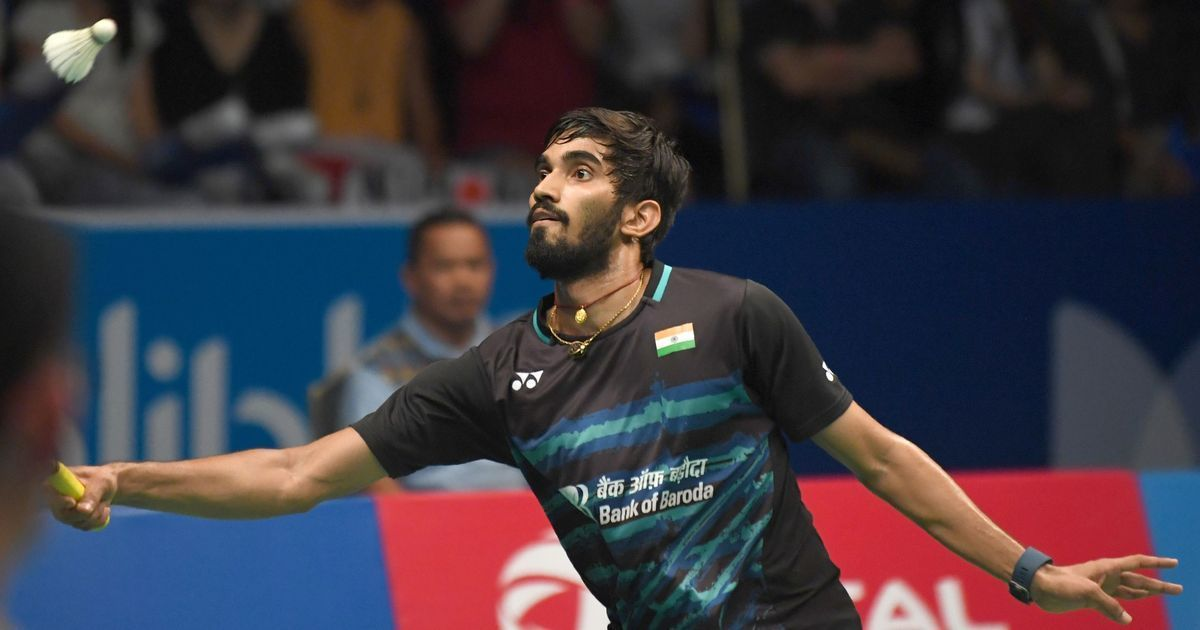 Indonesia Open: Srikanth loses again to Kento Momota, Sindhu stretched by Chochuwong in first round