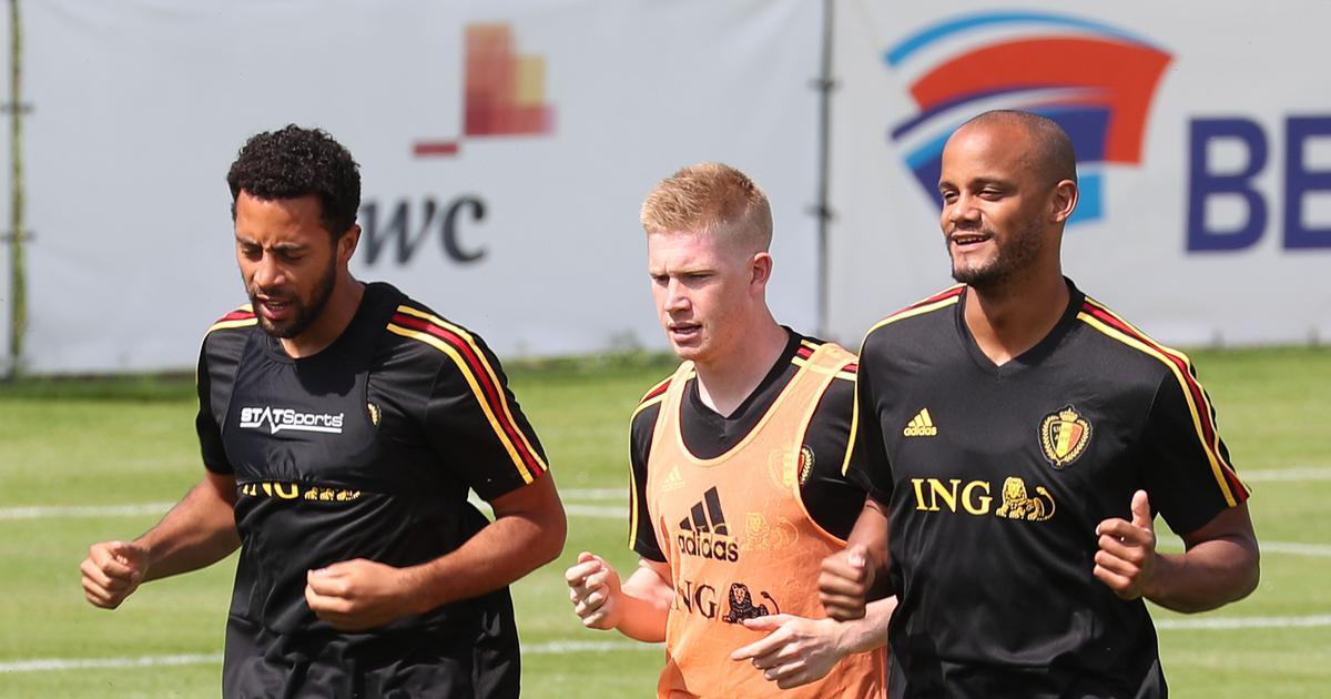 World Cup: Belgium not losing sleep at night over Brazil quarter-final, says Vincent Kompany