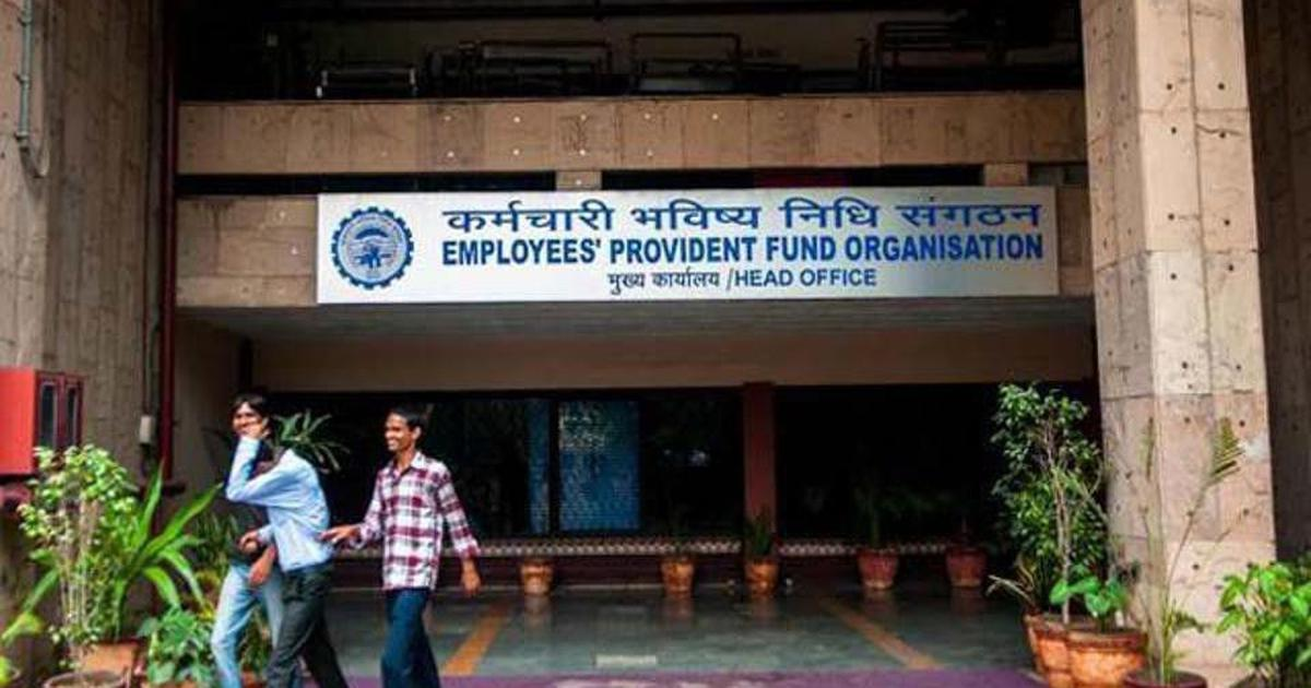 Enrolment in EPFO between September and March fell sharply, shows government data