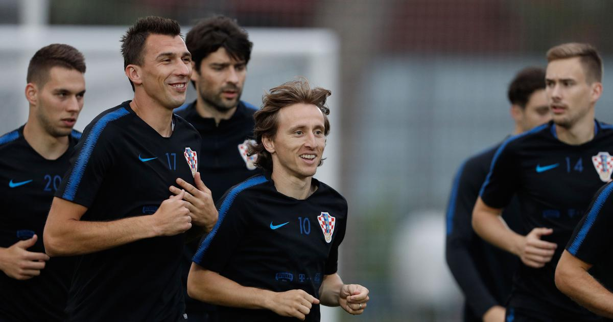 Fifa World Cup: Despite Spain upset, Russia may find Croatia's midfield too hot to handle