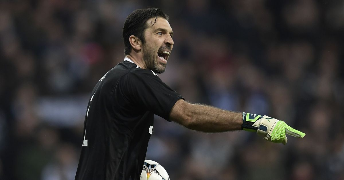 One final shot at Champions League glory? Italy legend Gigi Buffon joins PSG