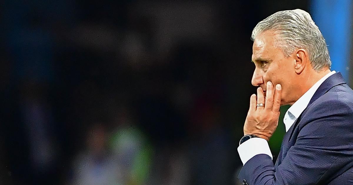 Brazil coach Tite rues 'heavy, bitter feeling' after defeat to Belgium but keeps quiet on future