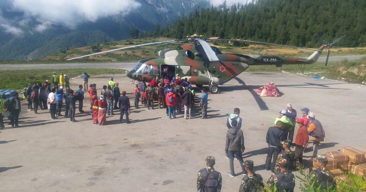 Kailash Mansarovar: All 1,430 pilgrims stranded in Nepal evacuated, says Indian Embassy