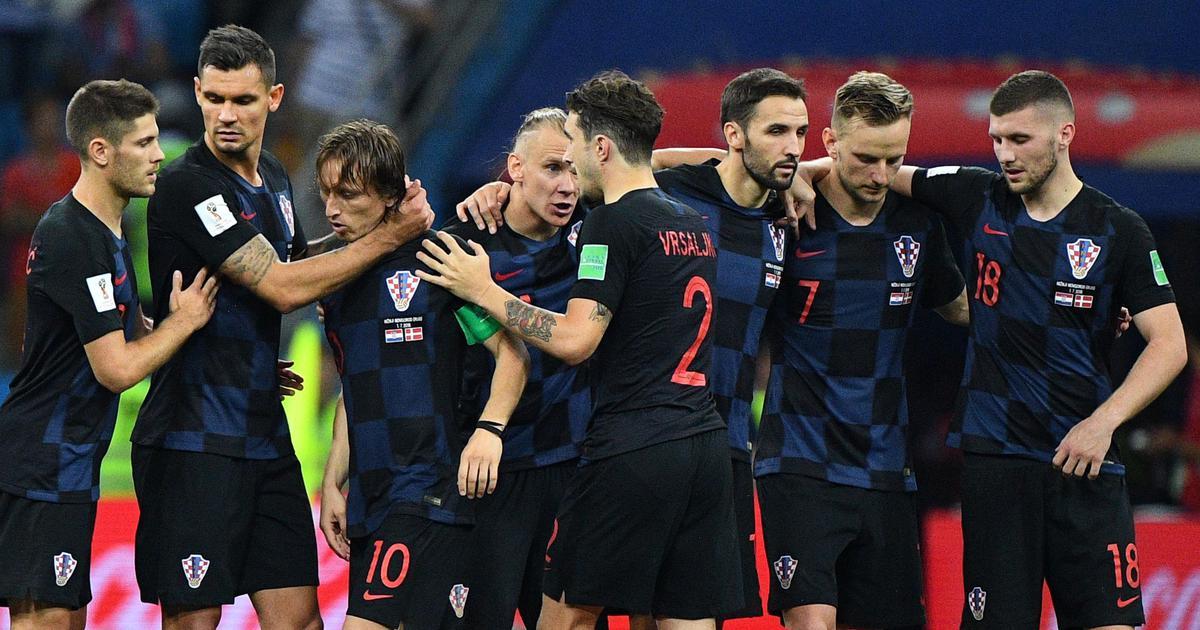 World Cup quarter-final, as it happened : Croatia beat Russia on penalties to book semi-final spot
