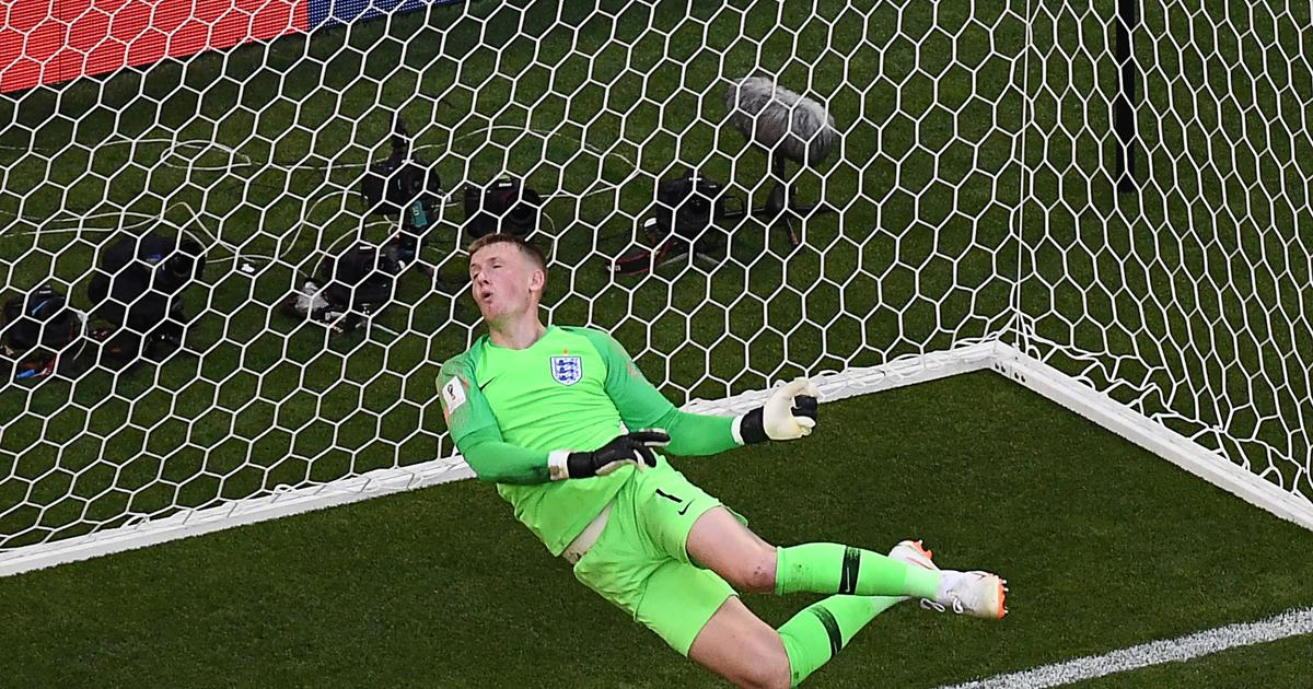 At a position where England haven't had much luck in recent past, Jordan Pickford is a keeper