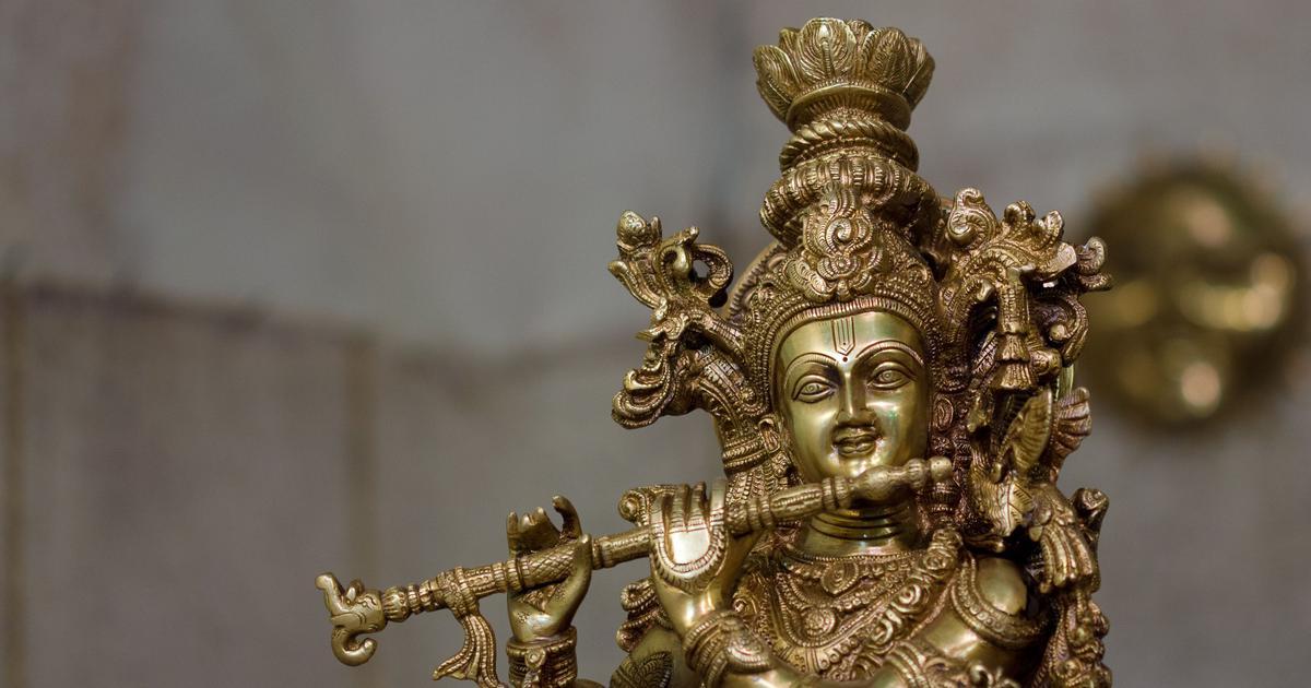 Emotion, romance, eroticism: Devdutt Pattanaik explores the multiple sources of the Krishna legends
