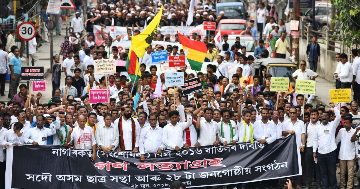 The reaction to Citizenship Bill in Assam should remind Centre of Pakistan's mistakes in Bangladesh
