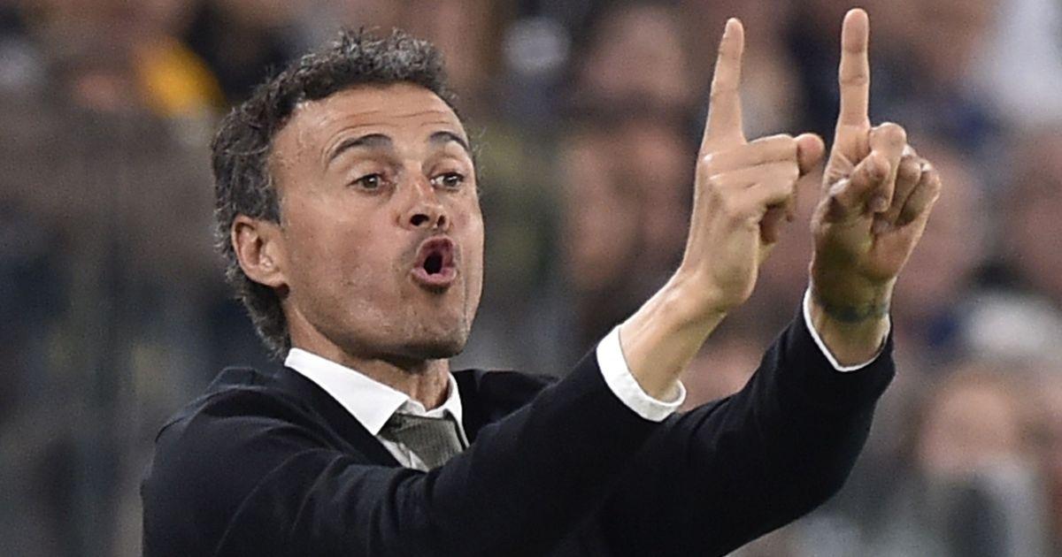 Former Barcelona manager Luis Enrique named Spain coach