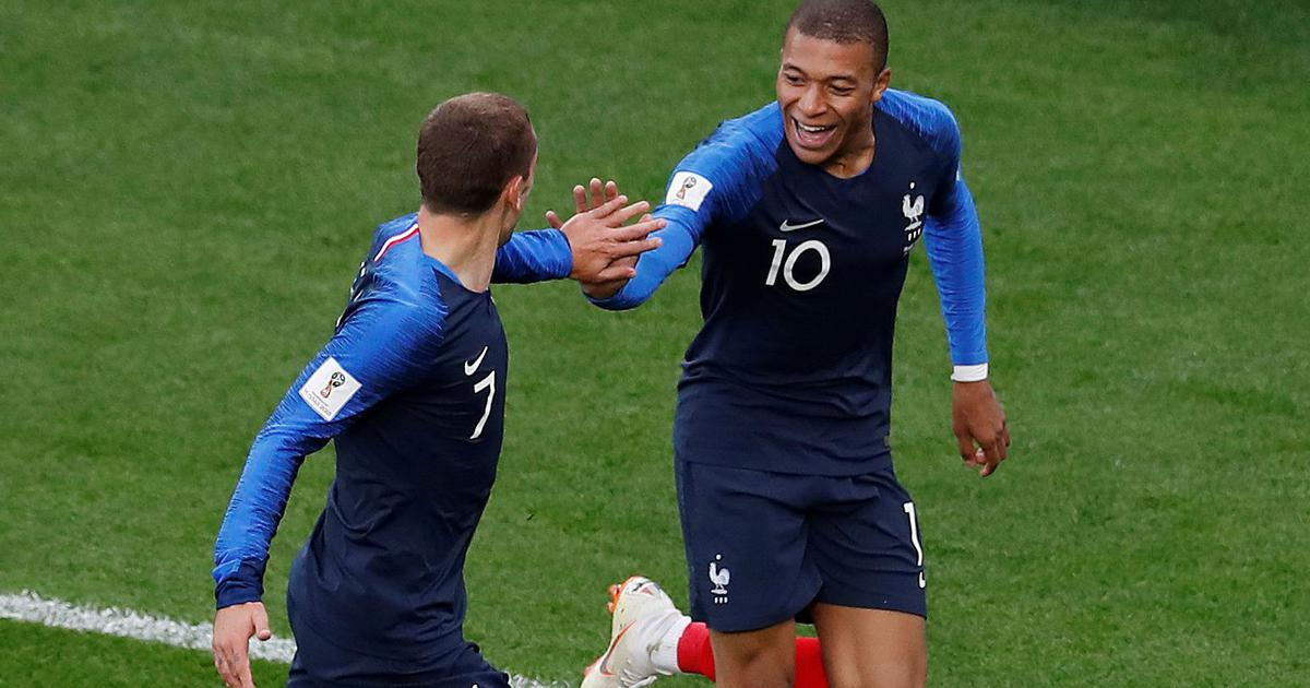 Griezmann, Giroud set pace but Mbappe catching up: France's record since Euro 2016 has been stellar
