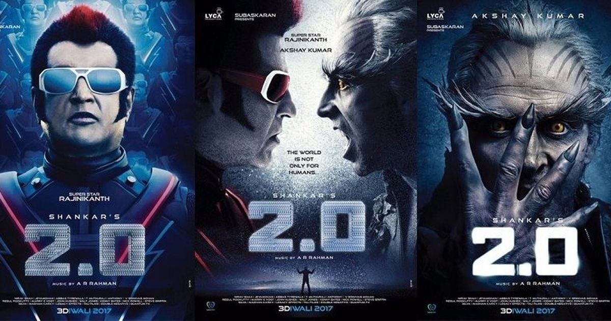 Rajinikanth's '2.0' finally gets a release date: November 29