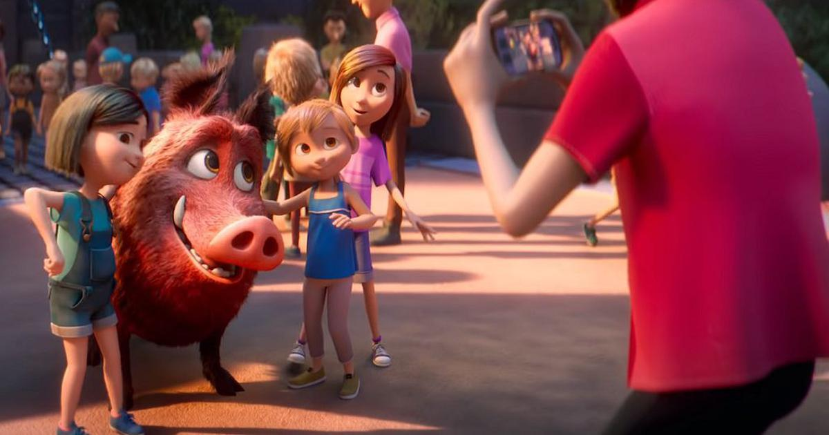 Wonder Park Trailer The Animated Movie Will Be Out In 2019