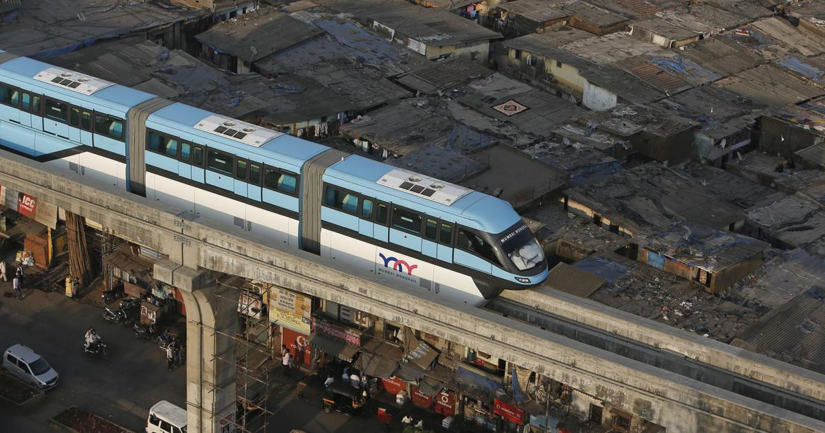 Shut since November, with Rs 3,000 crore spent, what is the future of Mumbai's monorail project?