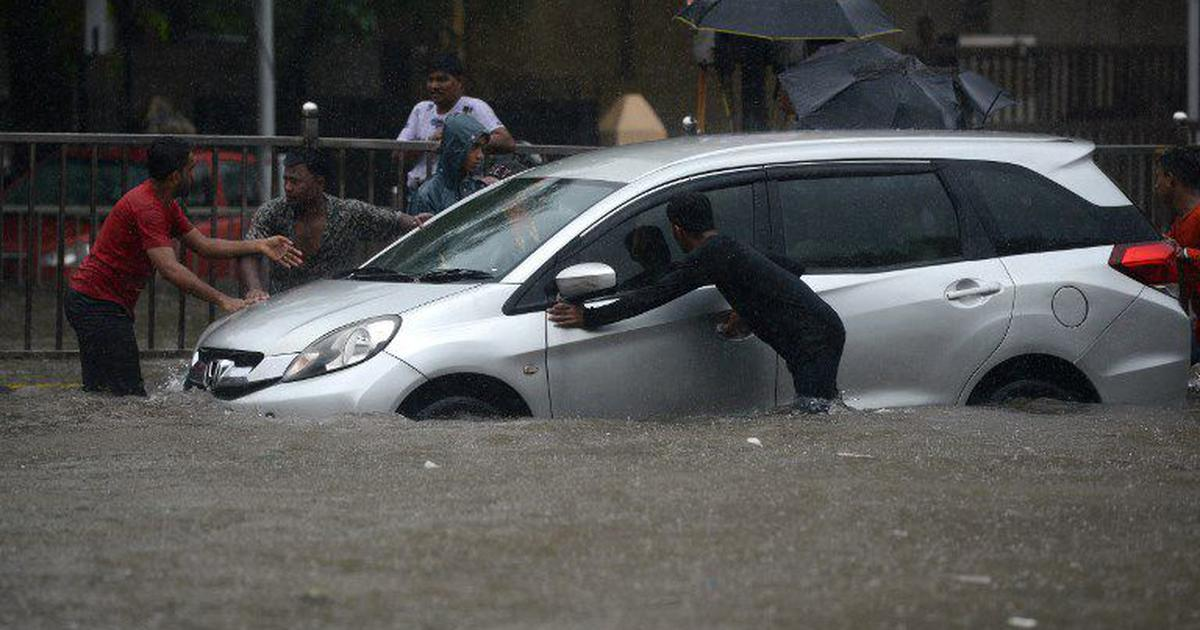 The big news: Train services hit in Mumbai as rain continues, and nine other top stories