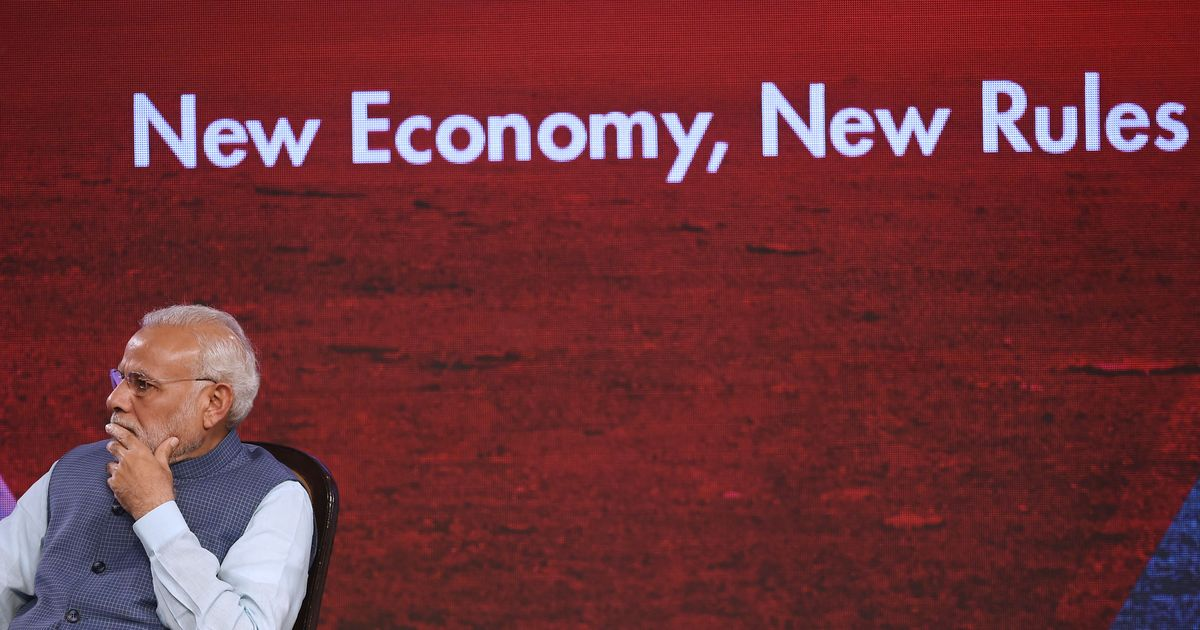 India overtakes France to become world's sixth-biggest economy: Report