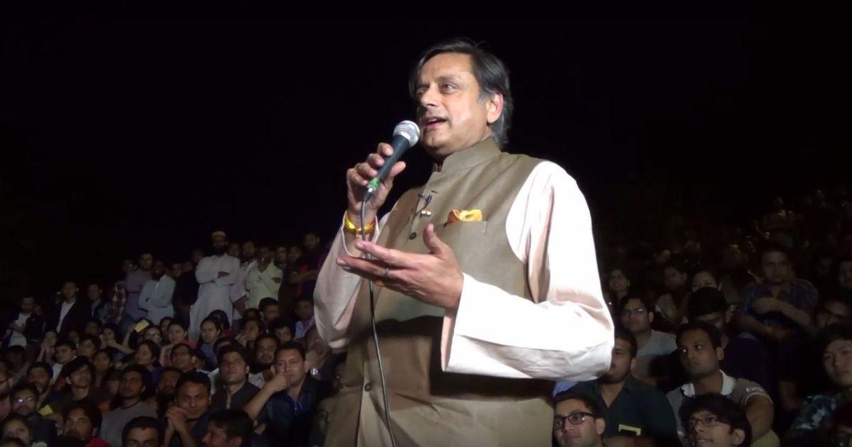 'India will become a Hindu Pakistan if BJP wins 2019 Lok Sabha election': Congress MP Shashi Tharoor