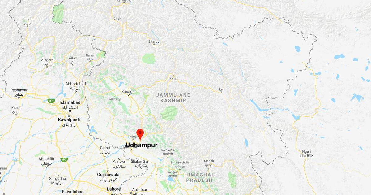 Jammu and Kashmir: 13 Amarnath Yatra pilgrims injured as mini bus rams truck in Udhampur
