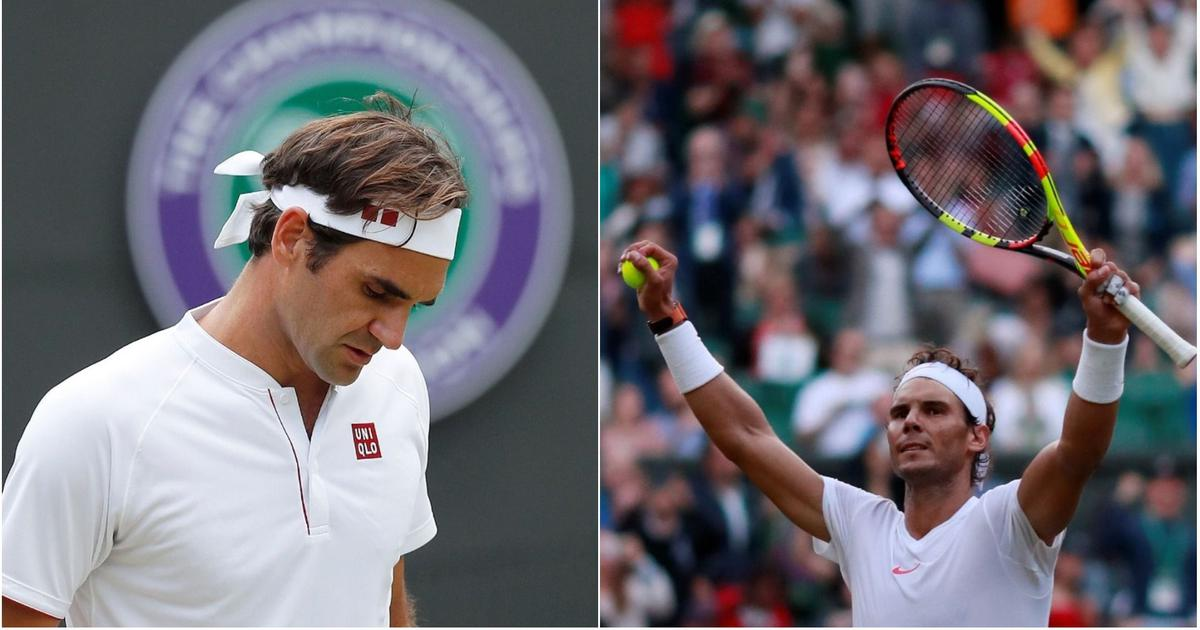 Wimbledon Day 9 Highlights Nadal Wins Federer Loses On A Day Of Five Set Marathons