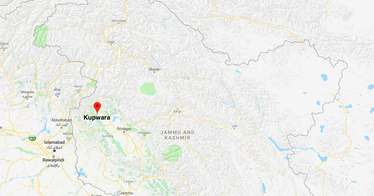 Jammu and Kashmir: Militant killed in encounter with security forces in Kupwara, says Army