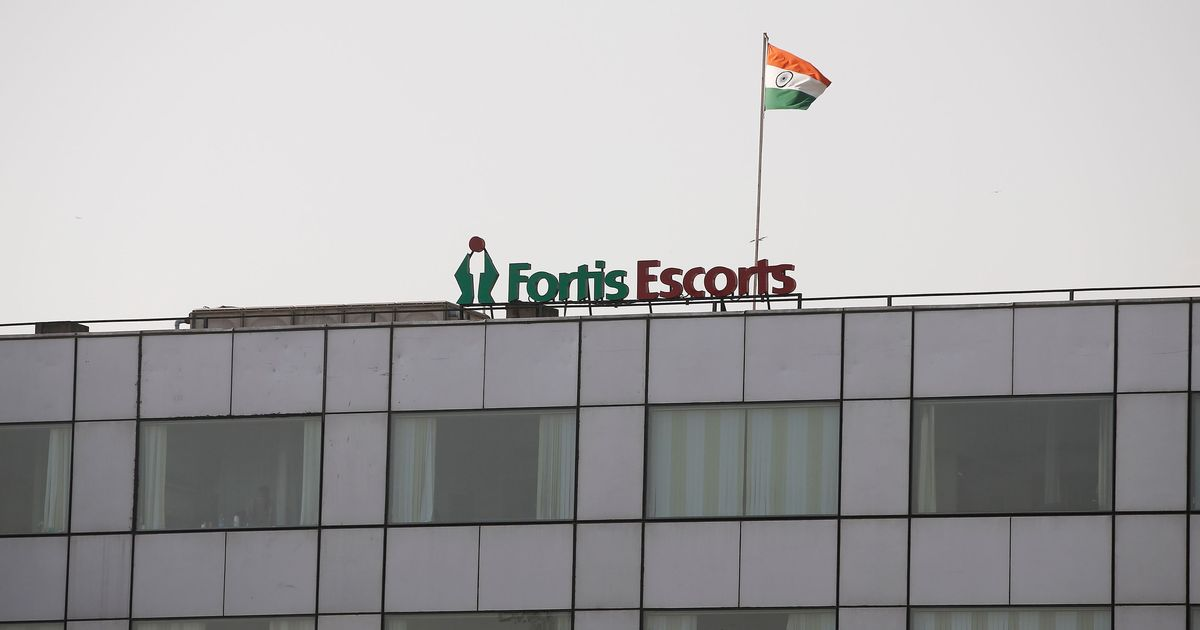 Malaysia's IHH Healthcare to invest Rs 4,000 crore in Fortis
