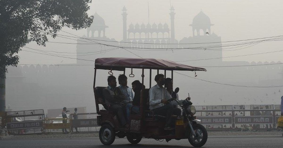 Pollution by fine particulate matter killed 14,800 people prematurely in Delhi in 2016: Study