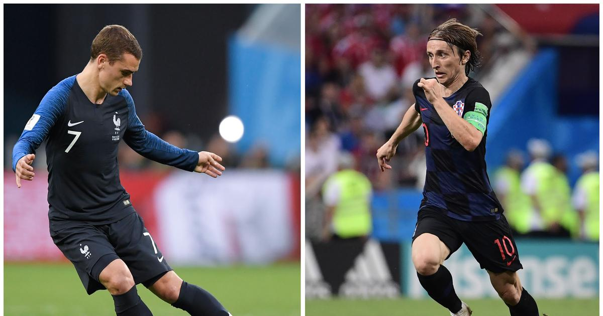 Tired but motivated Croatia look to ruin France's World Cup party in final
