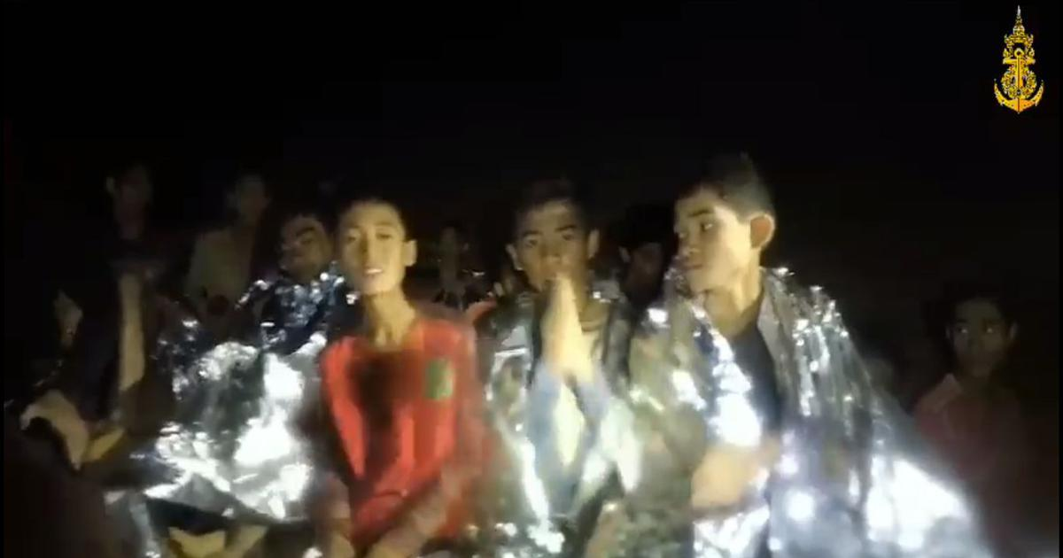 Thailand: Boys, football coach to be discharged from hospital on July 19, says health minister