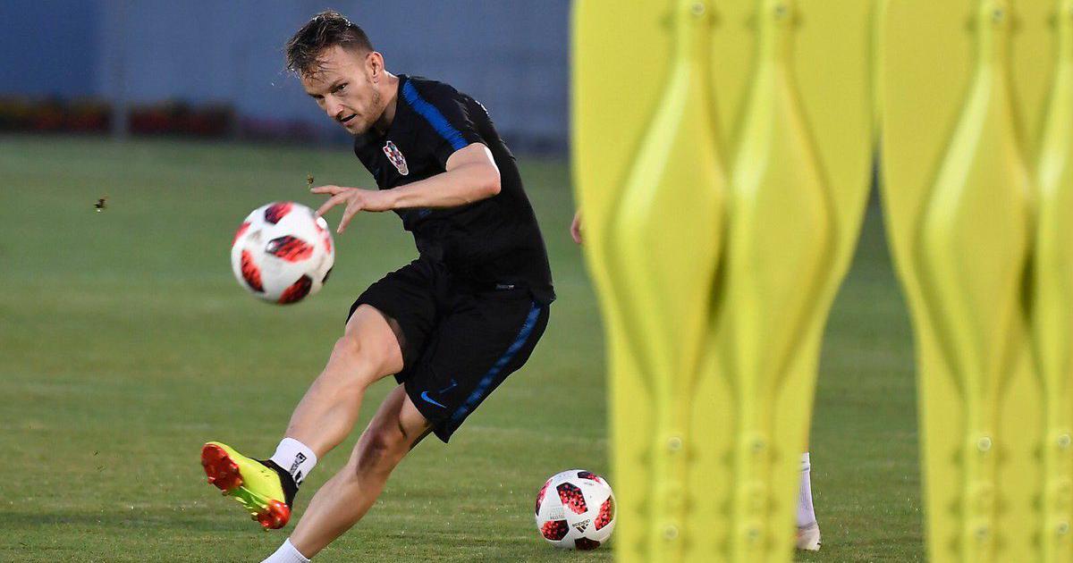 Born and raised in Switzerland, Ivan Rakitic is crucial for Croatia's World Cup dream