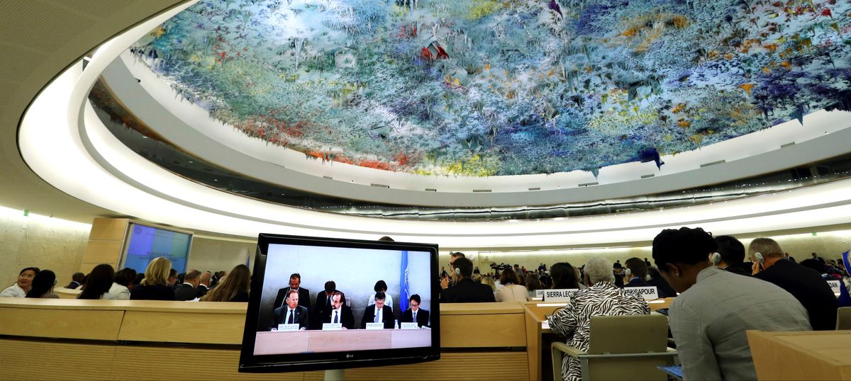 Iceland replaces United States at UN Human Rights Council
