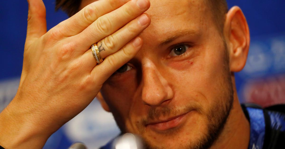World Cup final: Ivan Rakitic says he'll get a tattoo on his forehead if Croatia defeat France