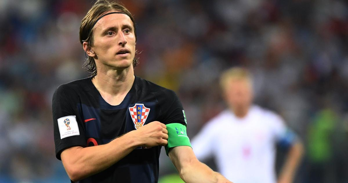For Croatia's Luka Modric, the World Cup final is the culmination of an extraordinary journey