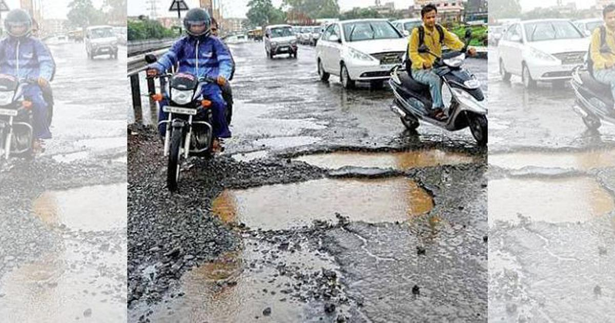 Nearly 3,600 people died due to potholes in 2017, Uttar Pradesh tops list with 987 deaths: TOI