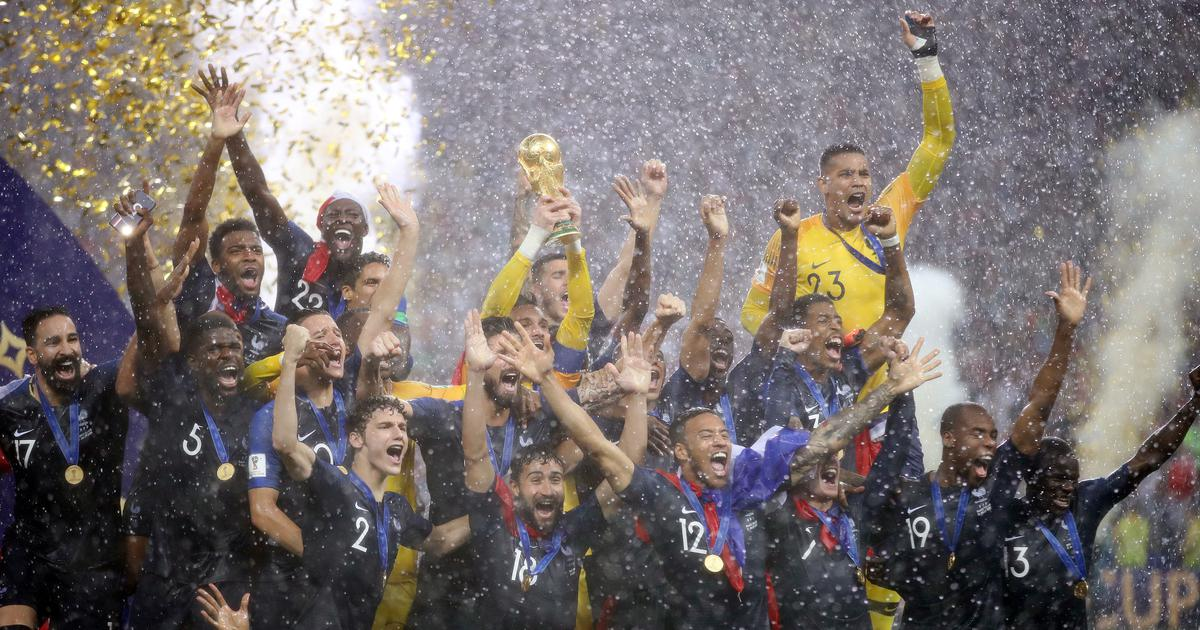 Excitement, drama, tragedy, injustice, comedy: Twitter reacts to a thrilling #WorldCupFinal