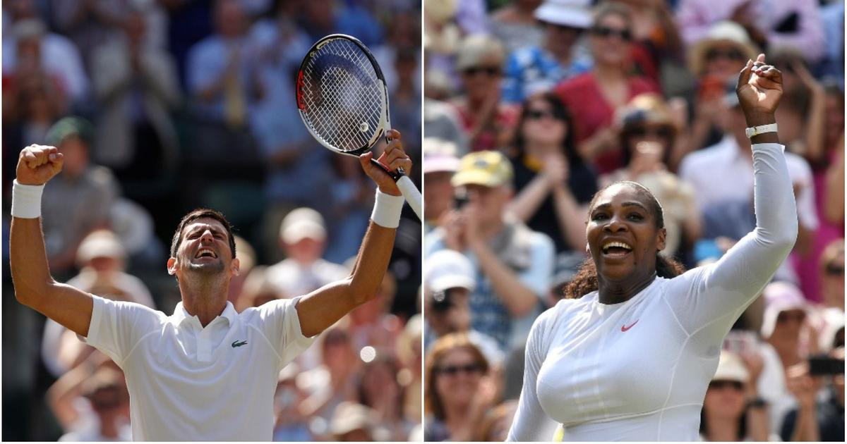 Serena and Djokovic's resurgence, excruciating marathons and upsets: Talking points of Wimbledon '18