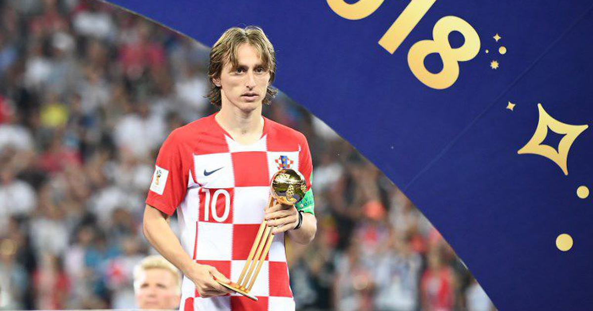 Would have preferred the World Cup to the Golden ball, says Croatia's Luka Modric